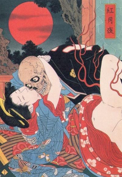 erotyka w ilustracji