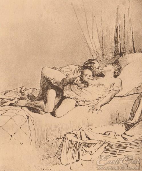 erotyzm w ilustracji
