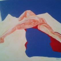 orginal erotic painting