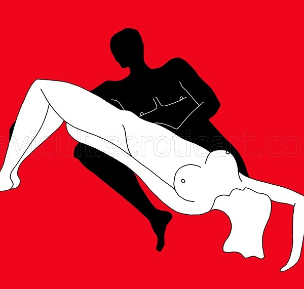 erotic contrast