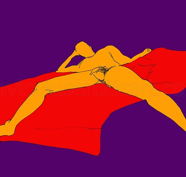 colorful erotic illustration