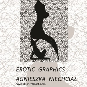 erotic graphics - Agnieszka Niechciał