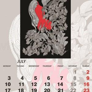 erotic calendar