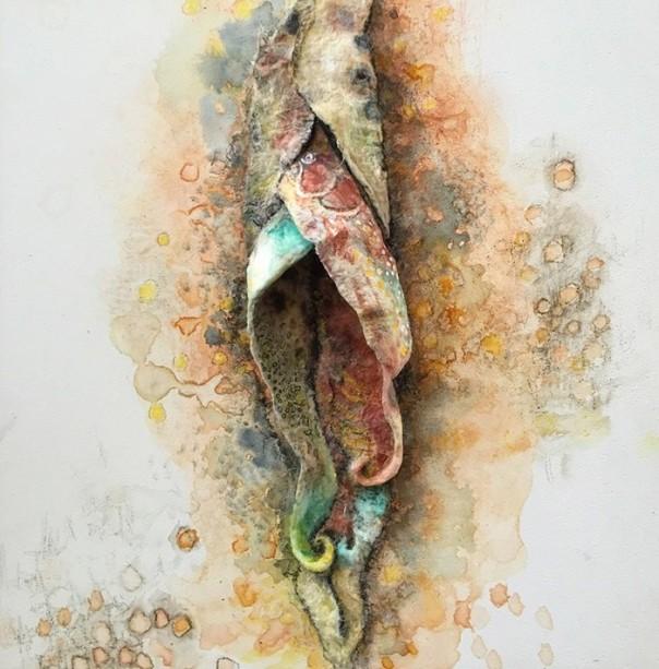 Floral vagina