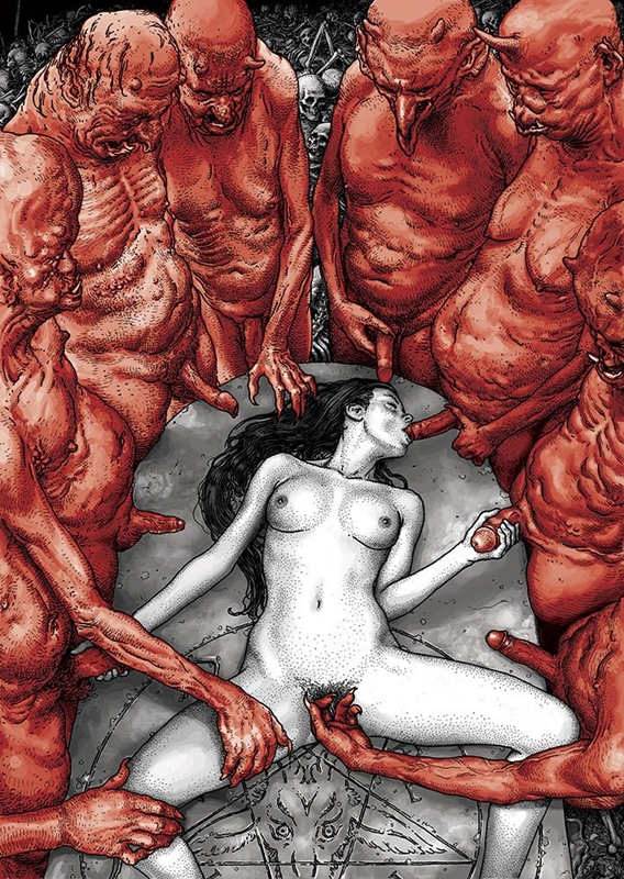 erotic illustration