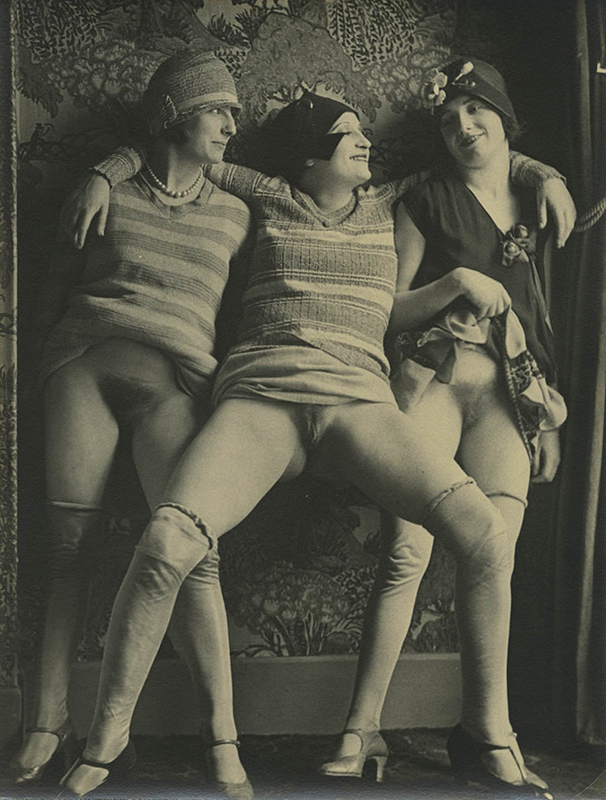 Parisian Sex Workers In The Early 1900s