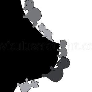 grafika monochromatyczna