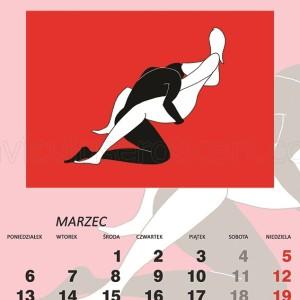 kalendarz erotyczny - Zawsze