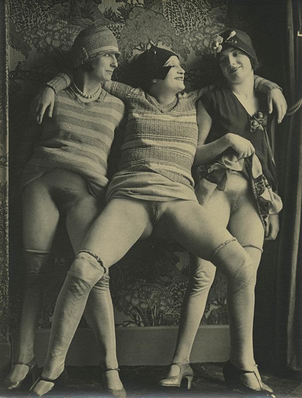 Francuska pocztówka - początek wieku 1900
